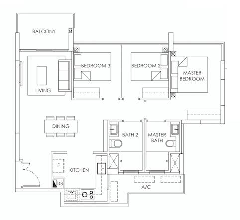 ola-ec-floorplan-3-bedroom-b1